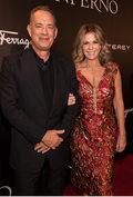 Tom Hanks wraz z żoną opuścili szpital w Australii