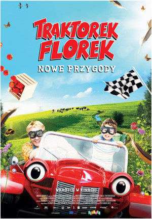 Traktorek Florek - nowe przygody