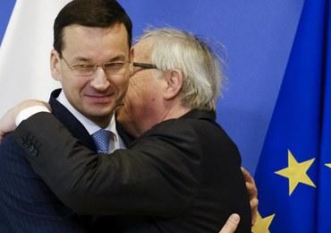 Morawiecki w Brukseli: Rozmowy były budujące. Mam nadzieję na zbliżenie stanowisk