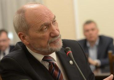Macierewicz zaprzecza doniesieniom ws. raportu podkomisji smoleńskiej