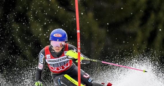 Amerykanka Mikaela Shiffrin, która ma już zapewnioną drugą z rzędu Kryształową Kulę za triumf w klasyfikacji generalnej alpejskiego Pucharu Świata, wygrała slalom w niemieckim Ofterschwang i zapewniła sobie końcowe zwycięstwo także w tej konkurencji.