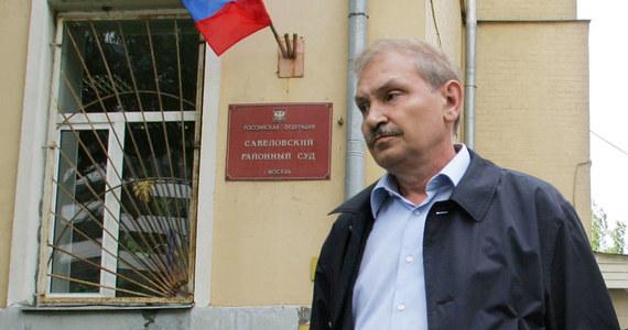 Ciało Rosjanina Nikołaja Głuszkowa, bliskiego przyjaciela i współpracownika byłego oligarchy Borysa Bierezowskiego, zostało znalezione w jego domu w Londynie - poinformował jego prawnik.