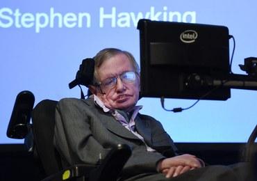 Nie żyje Stephen Hawking. Światowej sławy brytyjski astrofizyk miał 76 lat