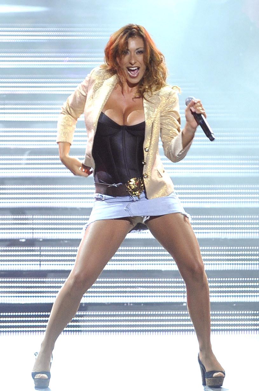 Uważana jest za jedną z najseksowniejszych wokalistek lat 80. Pochodząca z Włoch Sabrina Salerno 15 marca świętuje 50. urodziny.