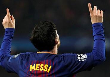 Lionel Messi strzelił setną bramkę w Lidze Mistrzów!