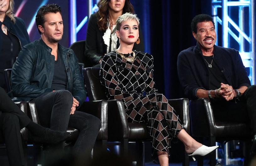 """Katy Perry to zdecydowanie najbardziej barwna postać 16. edycji programu """"American Idol""""."""