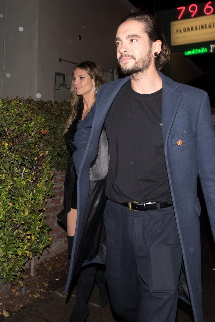 44-letnia supermodelka Heidi Klum spotyka się z coraz młodszymi partnerami. Plotkarskie media donoszą, że obecnie spotyka się z Tomem Kaulitzem, 28-letnim gitarzystą niemieckiej grupy Tokio Hotel.