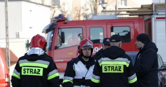 Do wybuchu prawdopodobnie butli z gazem doszło w Otmuchowie na Opolszczyźnie. Jedna osoba została poparzona. To kobieta, która ma obrażenia rąk i twarzy.