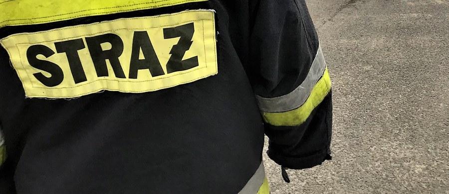 Pięć osób trafiło do szpitala z powodu podtrucia tlenkiem węgla w Wieliczce. Jest wśród nich dwójka dzieci.