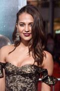 """Alicia Vikander: Gwiazda """"Tomb Raider"""" chciała zostać wokalistką?"""