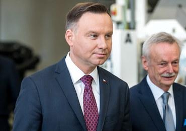 Prezydent: Jeżeli w ogóle wybiorę się na mundial, to na mecz Polski