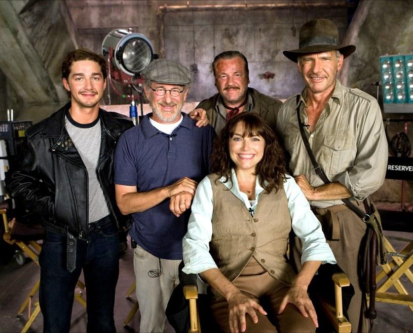W kwietniu 2019 roku ruszą prace nad piątą częścią serii o przygodach Indiany Jonesa - ujawnił reżyser Steven Spielberg.