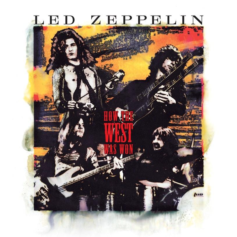 """Szykuje się gratka dla fanów Led Zeppelin. Wznowienie albumu koncertowego """"How The West Was Won"""" to początek serii wydawnictw dla uczczenia 50-lecia powstania zespołu. Premiera - 23 marca."""