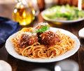 Spaghetti  z mielonym