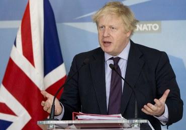 """""""To absolutnie ohydna wypowiedź"""". Kreml krytykuje Borisa Johnsona"""
