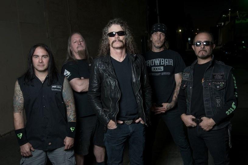 """W maju światło dzienne ujrzy """"Live In Overhausen"""", nowy koncertowy album amerykańskiego Overkill."""