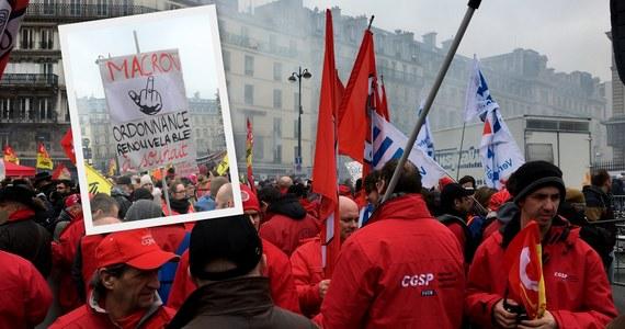 Do starć grup młodzieży z policją doszło w czasie wielkiej fali protestów przeciwko polityce prezydenta Emmanuela Macrona we Francji. Funkcjonariusze użyli gazu łzawiącego i armatek wodnych m.in. w Paryżu i Nantes.