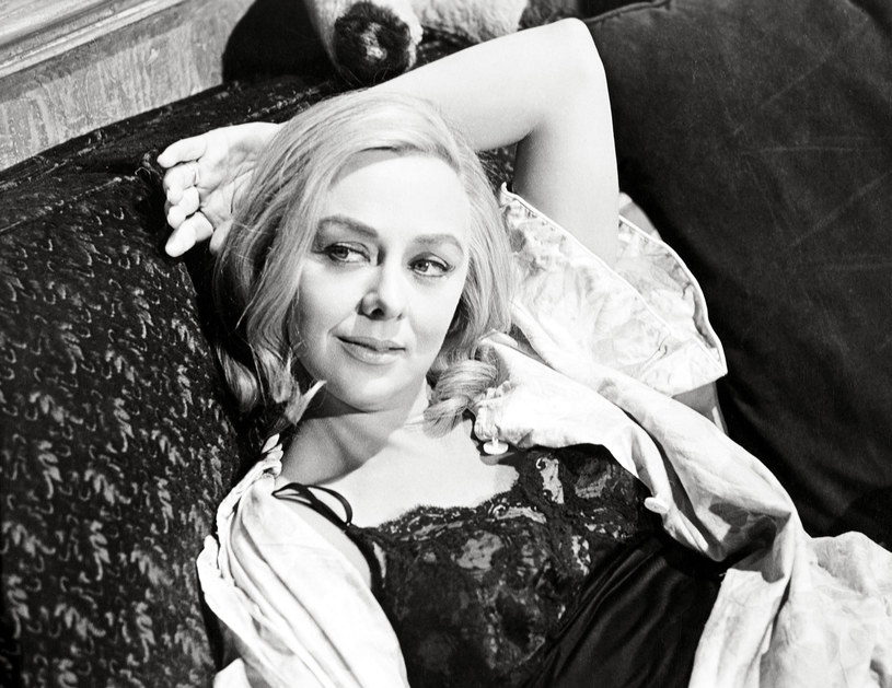 """Louise Latham, matka bohaterki Tippi Hedren z filmu Alfreda Hitchocka """"Marnie"""", nie żyje. Miała 95 lat."""