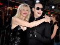 "Marilyn Manson i Courtney Love tylko dla dorosłych (""Tattooed In Reverse"")"