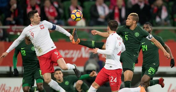 """Robert Lewandowski ocenił, że o piątkowej porażce z Nigerią 0:1 w towarzyskim meczu we Wrocławiu zdecydowały detale. """"Na szczęście za kilka dni będziemy mogli się zrehabilitować"""" – podkreślił kapitan piłkarskiej reprezentacji Polski."""