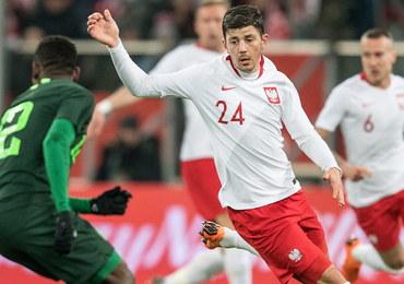 Dawid Kownacki opuścił zgrupowanie kadry. Pomoże młodszej drużynie