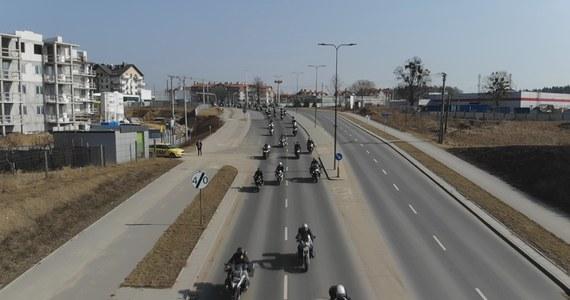 Kilkuset motocyklistów z Warmii i Mazur uroczystym topieniem marzanny pożegnało zimę i rozpoczęło nowy sezon jazdy jednośladem. Tradycyjnie ulicami Olsztyna przejechała parada motocykli.
