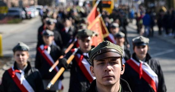 Złożeniem wieńców na Grobie Nieznanego Żołnierza oraz przed pomnikiem na rogu budynku Arsenału Królewskiego harcerze uczcili w niedzielę 75. rocznicę Akcji pod Arsenałem.