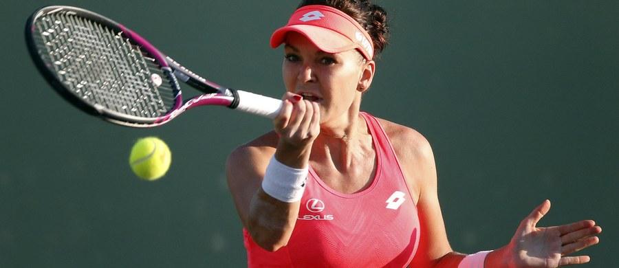Agnieszka Radwańska przegrała z Białorusinką Wiktorią Azarenką 2:6, 2:6 w 1/8 finału tenisowego turnieju WTA rangi Premier Mandatory w Miami.