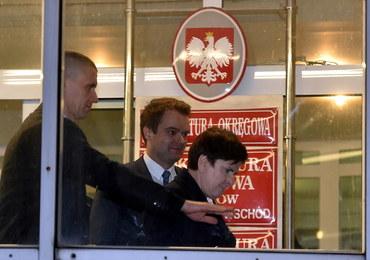 Prokuratura ujawniła, ile kosztowało śledztwo ws. wypadku premier Beaty Szydło