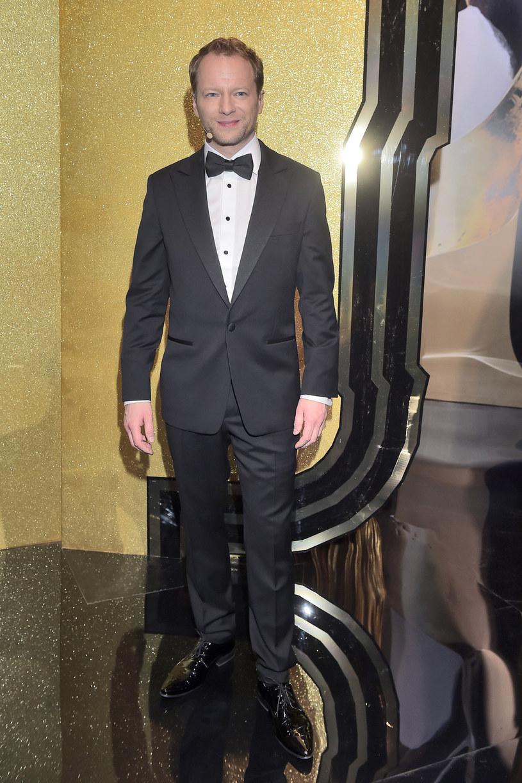 Jubileuszową, 20. galę wręczenia Polskich Nagród Filmowych, poprowadził Maciej Stuhr, dla którego była to już ósma impreza w charakterze gospodarza Orłów.
