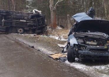 Tragiczny wypadek na Lubelszczyźnie. Zginęło 2,5-letnie dziecko