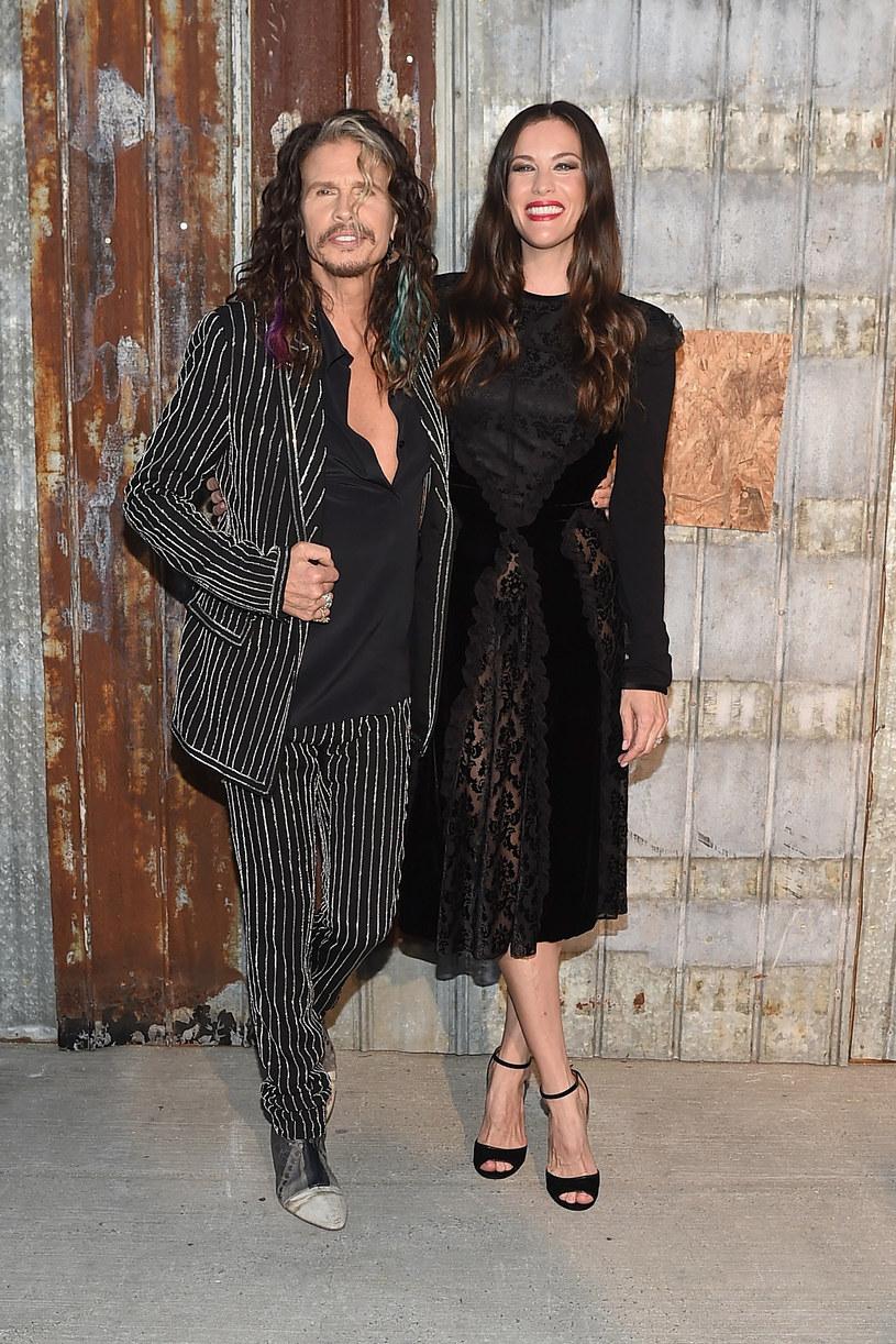 Córka Stevena Tylera, aktorka Liv Tyler, złożyła ojcu życzenia z okazji 70. urodzin, które lider Aerosmith obchodził 26 marca.