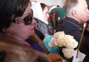 Pochowano pierwsze ofiary pożaru w rosyjskim Kemerowie