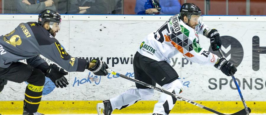 Hokeiści GKS Tychy pokonali w czwartek na własnym lodowisku Tauron KH GKS Katowice 2:1 po dogrywce, wygrali finałową serię play off 4-1 i zdobyli trzecie w historii mistrzostwo Polski.
