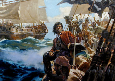 """Po 300 latach odkryto masowy grób piratów. Ich kapitanem był legendarny """"Czarny Sam"""""""
