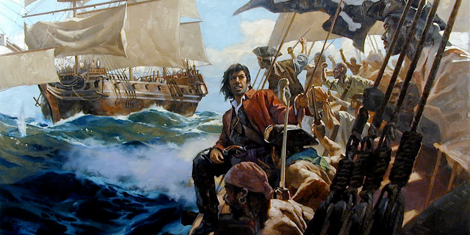 /Foto. Whydah Pirate Museum/Facebook /