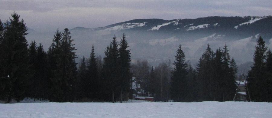 80-letni polski narciarz zmarł pod Łomnicą w Słowackich Tatrach.