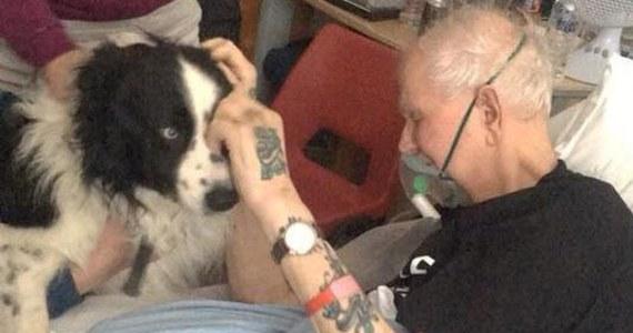 Szpital w szkockim Dundee spełnił ostatnie życzenie umierającego 70-latka. Placówka poluzowała swoje sztywne zasady co do zwierząt i pozwoliła mężczyźnie po raz ostatni zobaczyć się ze swoim ukochanym psem.