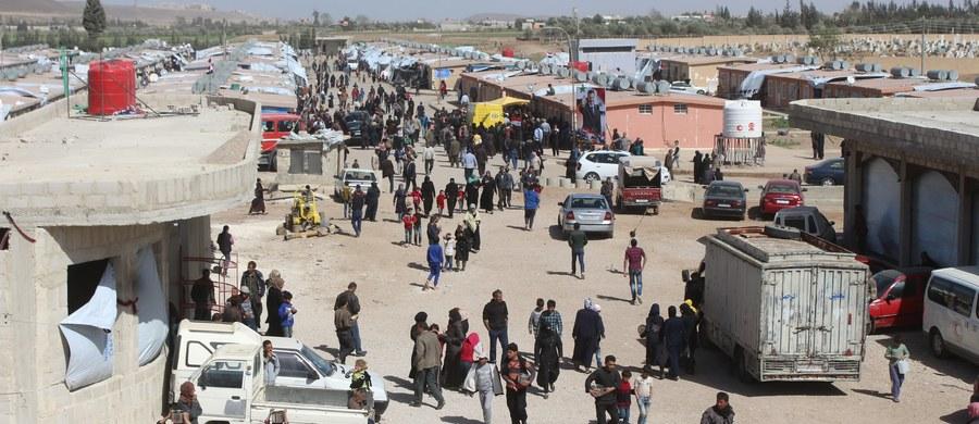 Około 1500 syryjskich rebeliantów, członków ich rodzin i innych cywilów ewakuowano w sobotę rano ze Wschodniej Guty koło Damaszku w ramach porozumienia z syryjskimi władzami - podało Syryjskie Obserwatorium Praw Człowieka.