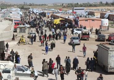 1,5 tys. rebeliantów i cywilów ewakuowano ze Wschodniej Guty