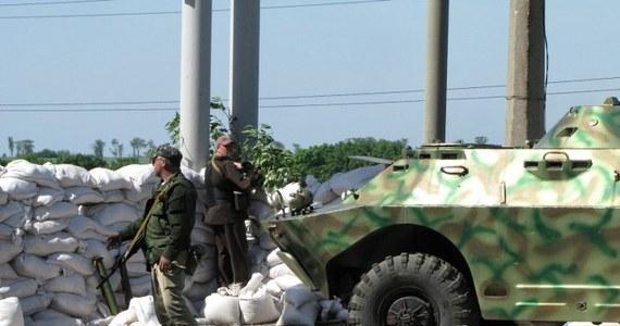 Armia Ukrainy oskarżyła bojowników prorosyjskich w Donbasie o łamanie ustaleń o zawieszeniu broni, które mają obowiązywać w czasie świąt wielkanocnych. Rozejm, który miał rozpocząć się 30 marca o północy, separatyści naruszyli po 10 minutach - poinformował sztab w Kijowie.