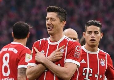Bayern Monachium rozgromił Borussię. Fantastyczny mecz Lewandowskiego