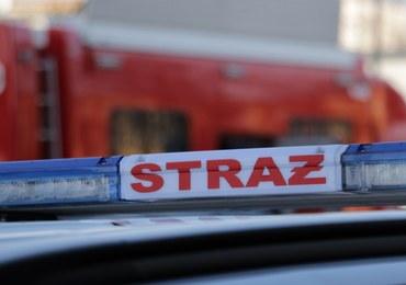 Eksplozja w kamienicy przy Brzeskiej w Warszawie. Wybuchły opary gazu