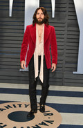 Kiedy Jared Leto (Thirty Seconds To Mars) zgoli brodę?