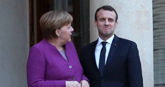 """Choć kanclerz Niemiec Angela Merkel niewątpliwie chce dobrych relacji z prezydentem Francji Emmanuelem Macronem, obecnie ważniejsza jest dla niej jedność wszystkich państw Unii Europejskiej - pisze  publicysta dziennika """"Financial Times"""". Po zwycięstwie Macrona w ubiegłorocznych wyborach prezydenckich """"wzrosły nadzieje na to, że przeciążony od dawna francusko-niemiecki silnik, legendarny motor europejskiej integracji, może znów zacząć pracować"""" - czytamy w tekście komentatora Guya Chazana. """"Wydaje się jednak, że niektórym w Niemczech nie przeszkadzałoby, gdyby silnik był zgaszony jeszcze trochę dłużej""""."""
