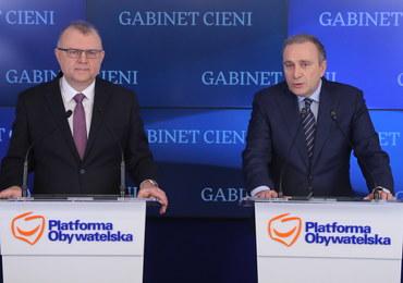 Schetyna: Rekomenduję poparcie K. M. Ujazdowskiego na prezydenta Wrocławia