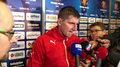 Korona - Arka 2-1. Jacek Kiełb: Mieliśmy nie stracić gola. Wideo