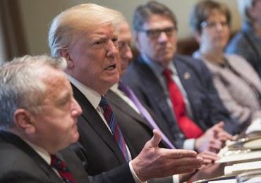 Trump upoważnił skierowanie Gwardii Narodowej na granicę z Meksykiem
