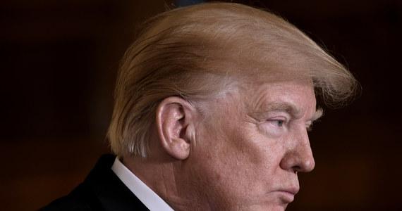 Trump wprowadził sankcje wobec rosyjskich i chińskich podmiotów prawnych