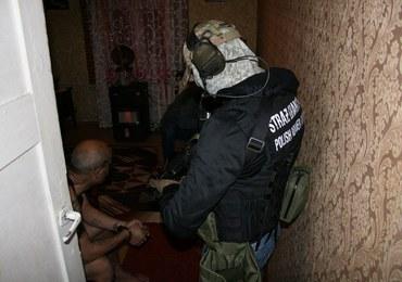 Międzynarodowa akcja straży granicznej. Rozbito gang przemycający uchodźców